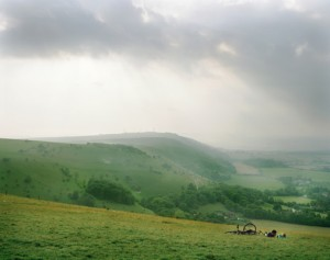 Devil's Dyke, South Downs, East Sussex, 2008 © Simon Roberts