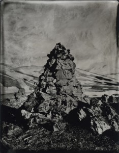 "7/23/06, Wet-Plate Ambrotype, 7""x5.6"" ©Christopher Colville"