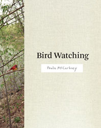 Bird Watching Paula McCartney book