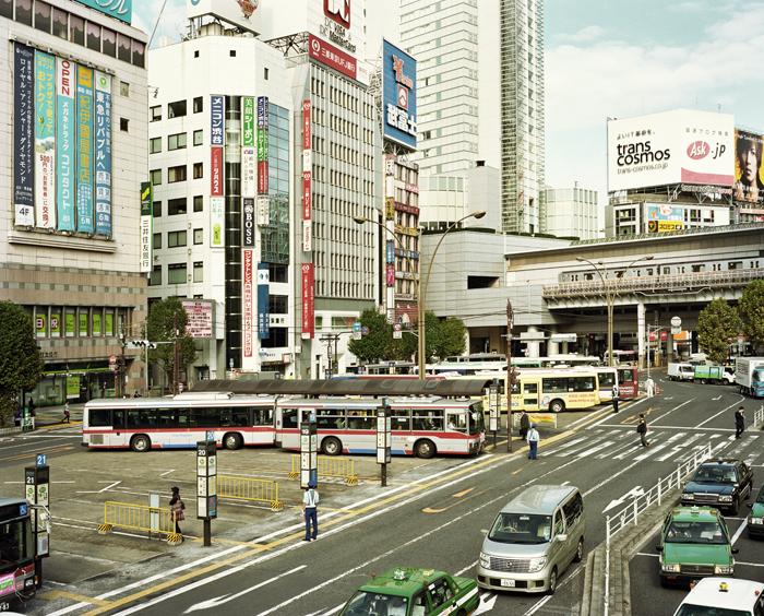 Morning in Shibuya ©Emily Shur