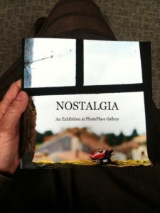 Nostalgia exhibition catalog