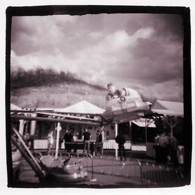 Amusement Ride ©Ken Gibson