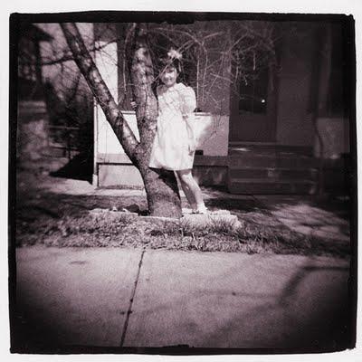 Easter Dress ©Ken Gibson