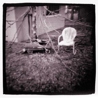Nancy's Yard ©Ken Gibson